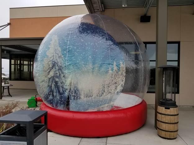 Snow Globe - Photo Station