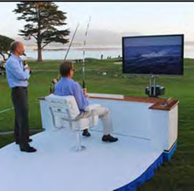 Virtual Fishing