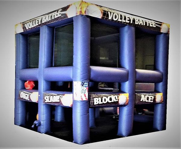 Volley Battle Challenge