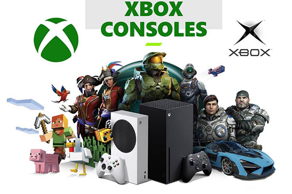 XBOX Gaming Console
